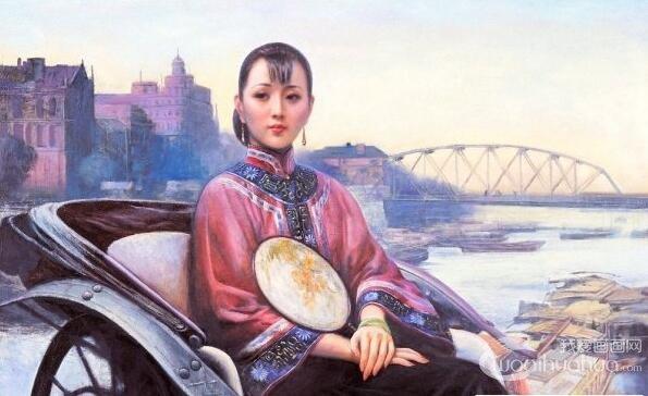 油画在中国的发展历程