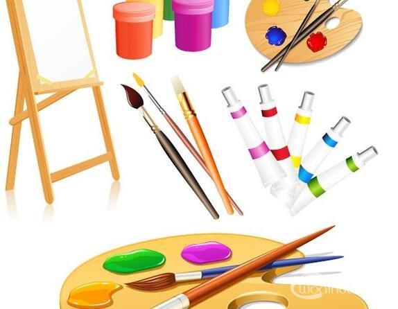 美术知识:美术画中的各种分类