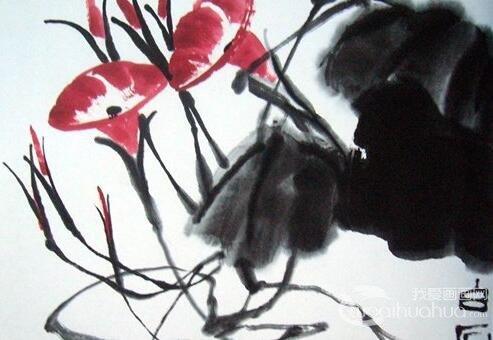 以画画的角度看齐白石的精神世界