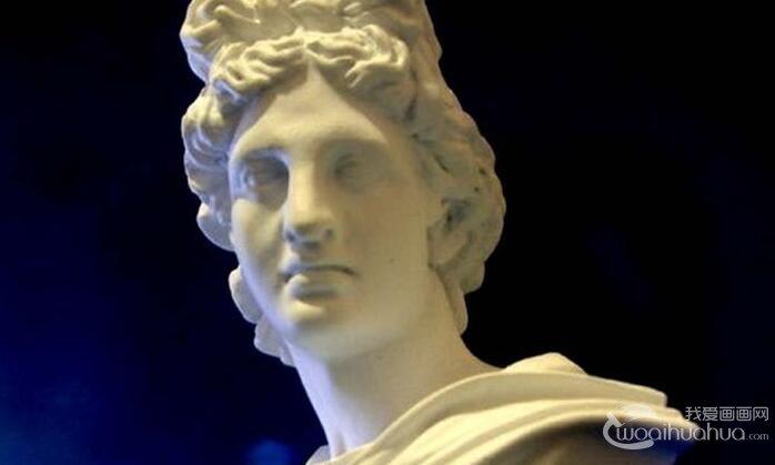 《贝弗德勒的阿波罗/阿波罗胸像》_古希腊雕刻中最完美的雕刻作品