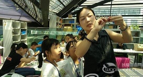 浙江美术馆推出暑假期间免费儿童工作坊56场活动