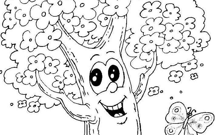 柳树简笔画,春天关于柳树的简笔画图片(五)  柳树简笔画,春天关于柳树的简笔画图片(六)