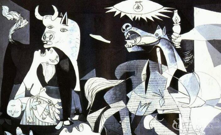 立体主义,立体主义画派及立体主义画派的代表人物和作品