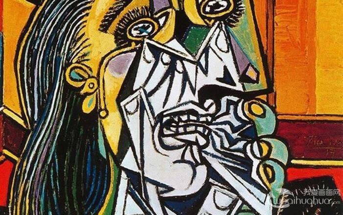 著名抽象油画 现代抽象画 抽象画图片欣赏 我爱画画网
