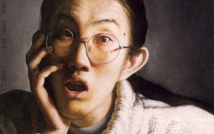 古典油画技法:人像油画的绘画教程图文步骤