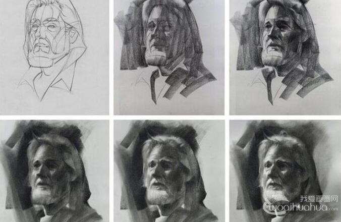 我们在画素描头像的训练时,一定要掌握真确的素描头像基础技法,画素描头像的基本要求中,除了要有目的性以外,还必须具有正确的观察方法和表现方法,只有在学习中自觉地按照这些原理去做,抓住基本法则,才能较快地掌握造型的规律和方法。下面介绍画素描头像的九大基