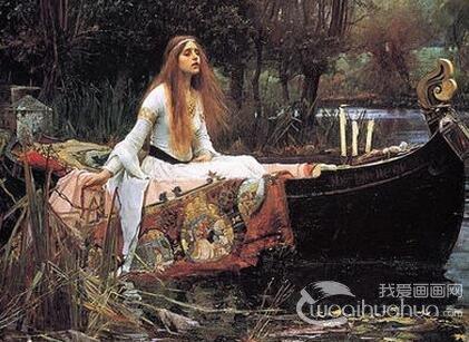拉斐尔前派_前拉斐尔派艺术特点,艺术成就和代表画家,代表画作