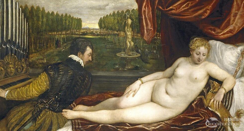 提香油画革命,提香对西方油画艺术的革命