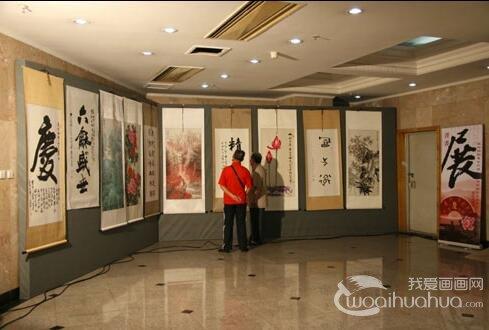 江苏泰州2014青少年书画展(书画比赛)征集作品