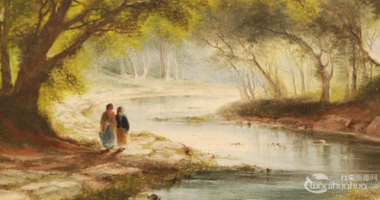 快速提高油画水平的技巧:通过临摹古典油画名作来提高油画水平