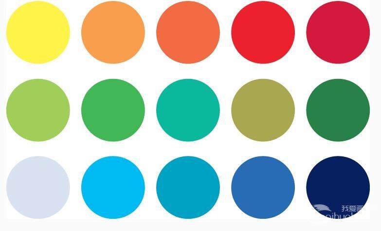 色彩的象征意义大全 各种颜色代表意义