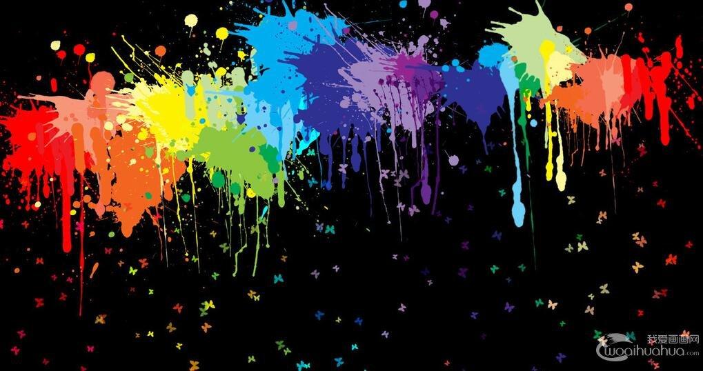 绘画色彩口诀 迅速掌握学画画色彩诀窍