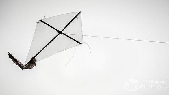 手工制作风筝:简单的风筝制作教程