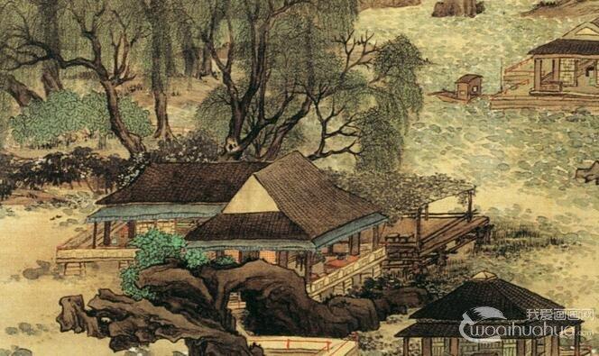 中国画起源:中国画的起源及发展演变