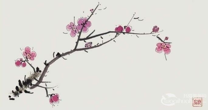 中国画的特点:国画的艺术特征和基本技法