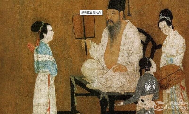 名画《韩熙载夜宴图》背后鲜为人知的故事