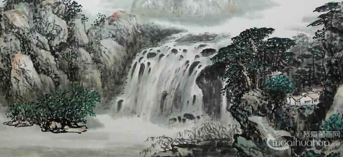中国画的五种境界:形,神,道,教,无