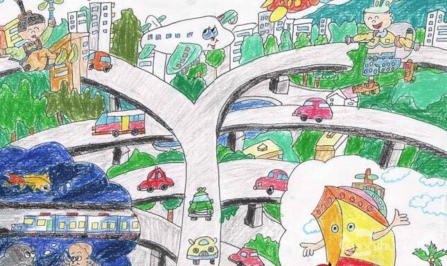 飞机简笔画,各种各样的简笔画飞机图片 11副 11图片