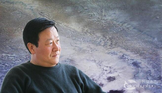 北京商报专访当代画家姜云宗:绘画艺术的传道士