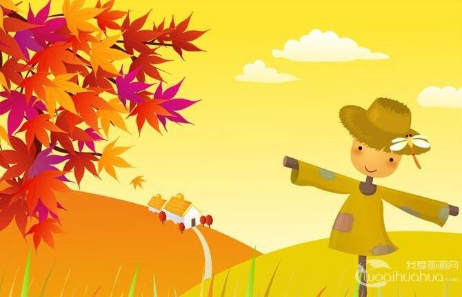 秋天是一个丰收的季节,金秋十月的美丽,秋高气爽的感觉,都让我们在