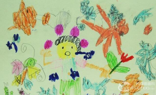 """环保画:与鸟儿共舞--2012""""金鹰杯""""儿童画大赛参赛作品选登"""