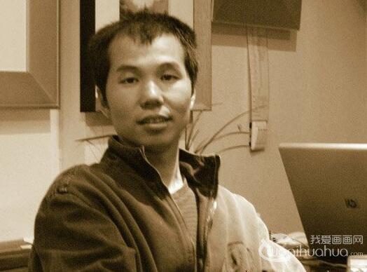 行我素――记中国美术家协会会员吴志猛