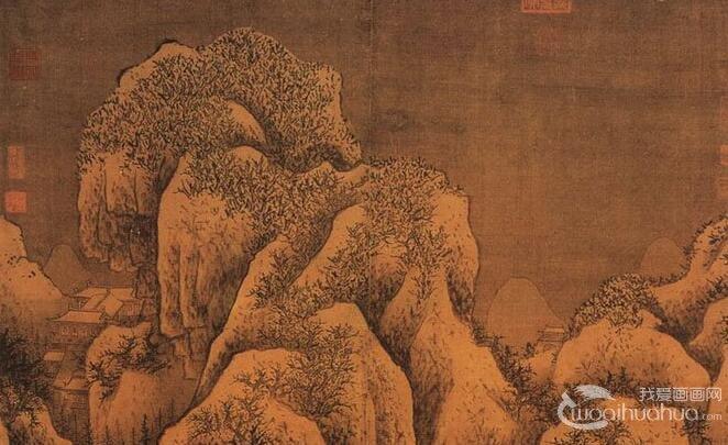 范宽_北宋山水画三大名家之一,范宽简介及其代表作品
