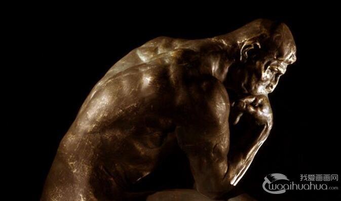 罗丹_罗丹资料简介,最伟大的现实主义雕塑艺术家