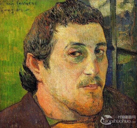 高更_法国著名后期印象派代表画家