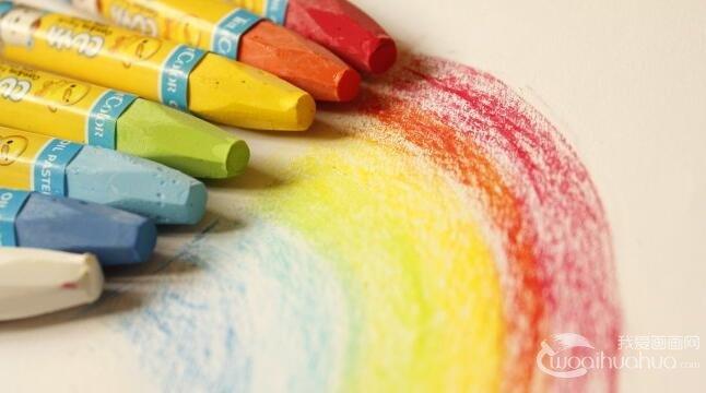 油画棒知识:油画棒和蜡笔的区别