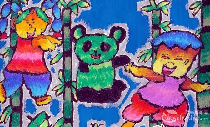 儿童版画教案之儿童版画制作过程