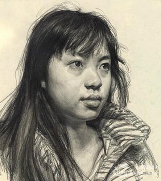 素描画像及素描人像的制作技巧文字教程