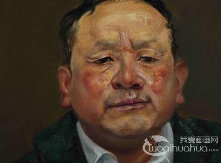 油画人物肖像画的构图技巧解析