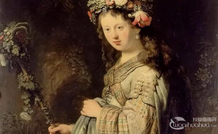 伦勃朗_欧洲17世纪和荷兰历史上最伟大的画家