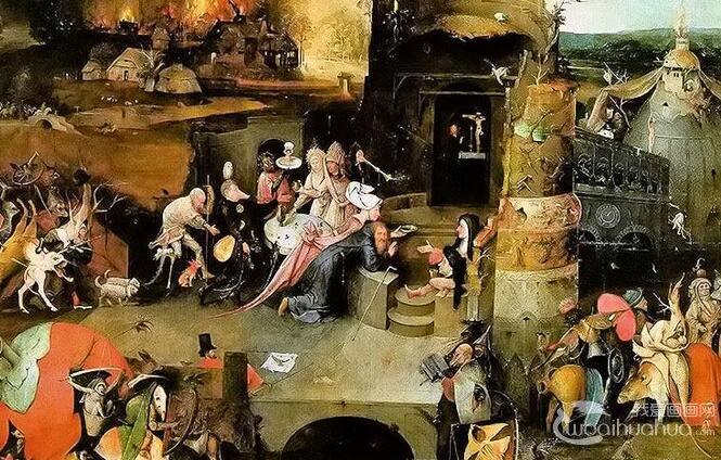 希罗尼穆斯.博斯_神秘莫测荷兰画家及其作品