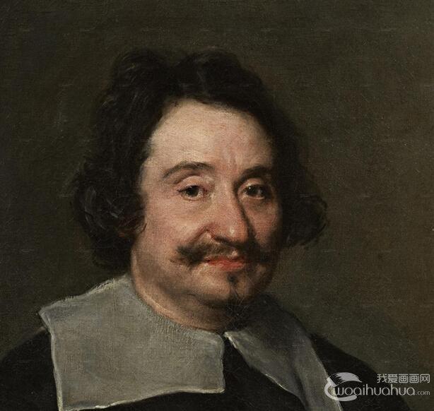 委拉斯开兹_文艺复兴后期西班牙最伟大的画家