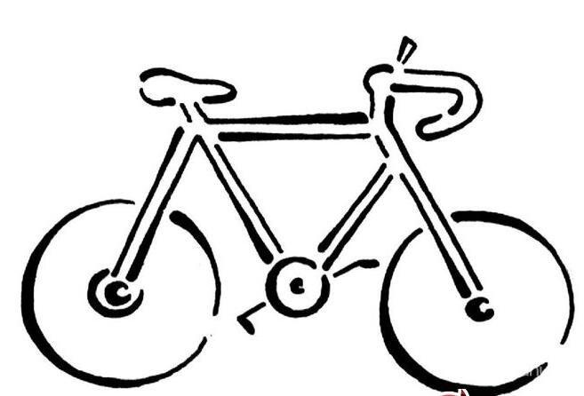 交通工具简笔画图片:简笔画交通工具大全