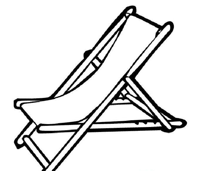 椅子简笔画,儿童简笔画椅子图片大全