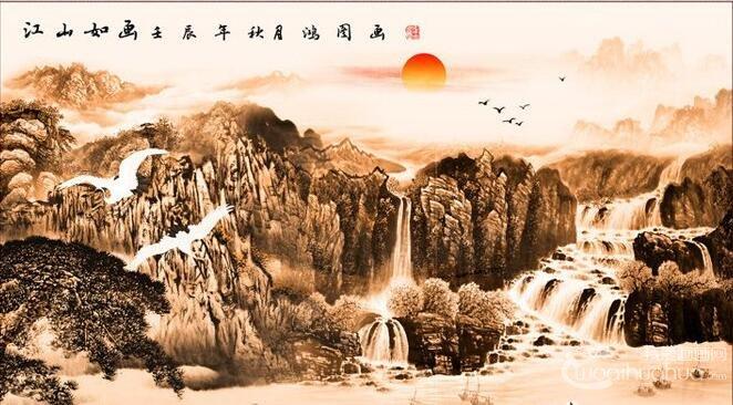 中国画简单介绍:什么是中国画