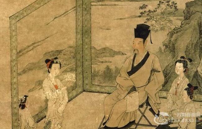 学国画必读:详论中国画的艺术之美