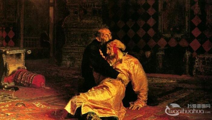 列宾_伟大的俄罗斯批判现实主义绘画大师