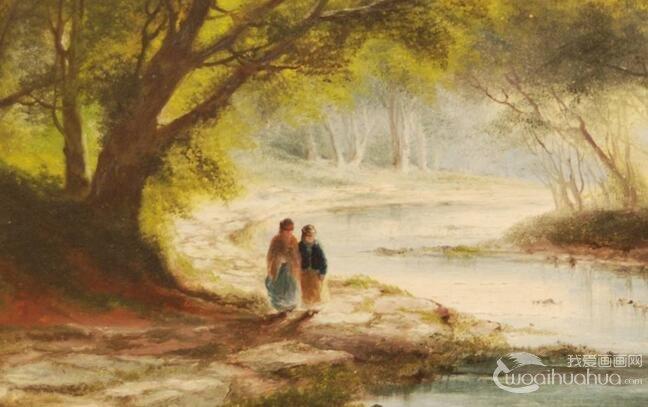 西方绘画艺术主要流派介绍(主要是油画)