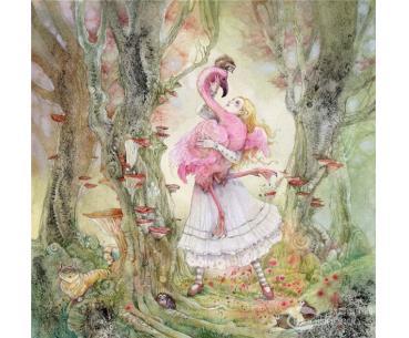 美国艺术家Stephanie Law水彩画作品欣赏