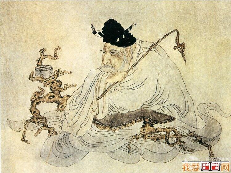 清代国画画家罗聘绘画作品欣赏
