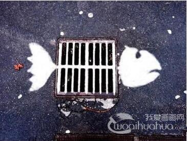 法国街头艺术家OakOak最具创意的10个街头手绘涂鸦作品赏析