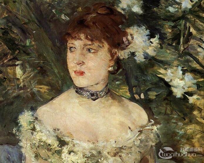 法国女画家贝尔特・莫里索作品赏析