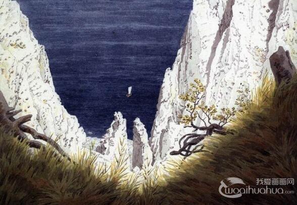 德国伟大的浪漫主义画家卡斯帕・达维德・弗里德里希作品赏析