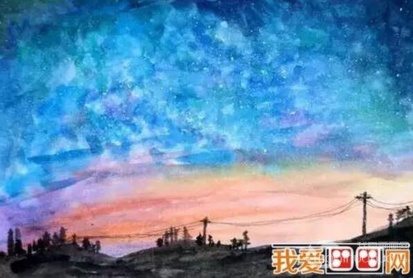 云师大实验中学校园文化艺术节优秀作品赏析