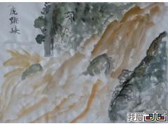 南浔锦绣实验学校中学生绘画作品