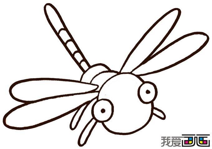 """如画小鸭子,家长可拿出范画让孩子观察,启发孩子说出小鸭子的脑袋是什么形状?身体又是什么形状?家长还可以把小鸭子的外形用四句顺口溜来概括:""""脑袋滴溜圆,身体像小船,颈上嘴巴扁,眼睛是半圆。""""可让孩子边说顺口溜边画小鸭子。 动物简笔画,蜻蜓"""